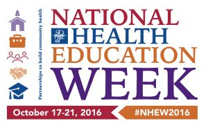 Health Education Week Prevent Chronic Diseases